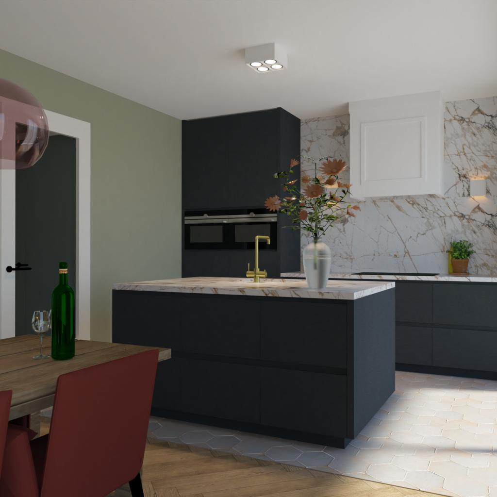 keuken ontwerp op maat